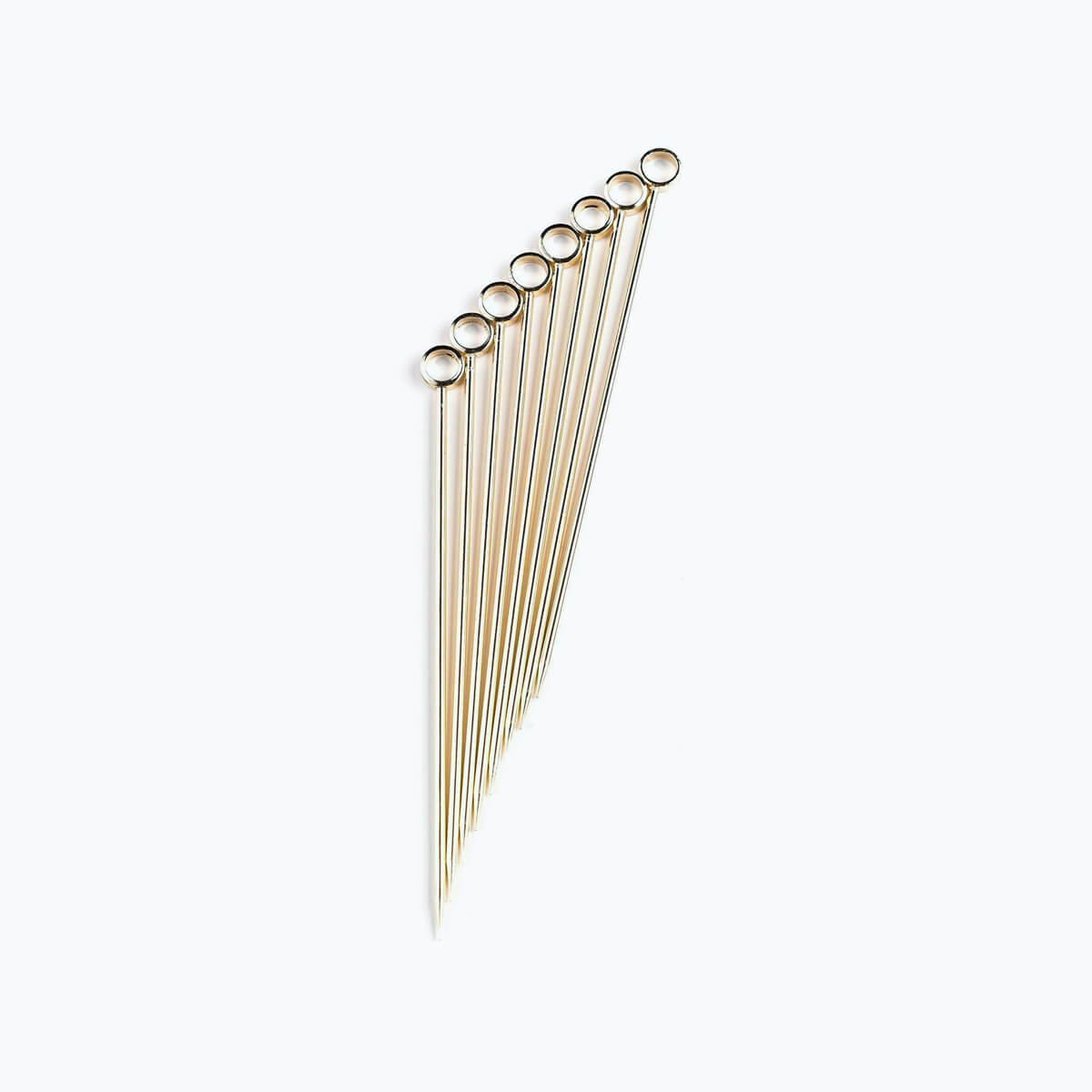 Stainless Steel Metal Martini Picks