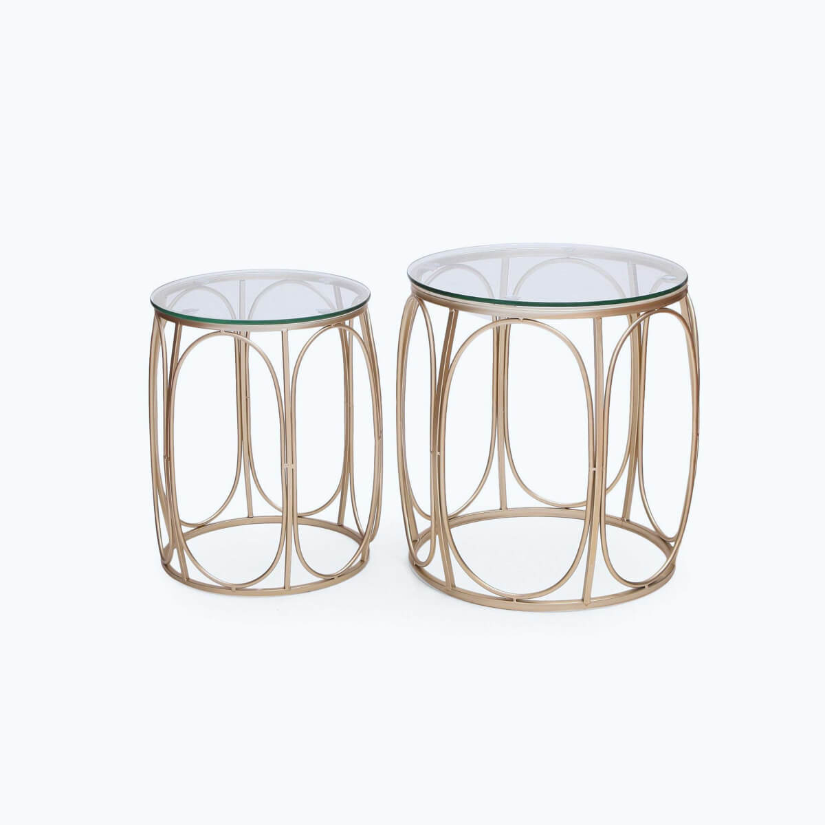 Adeco Classic Nesting Tables