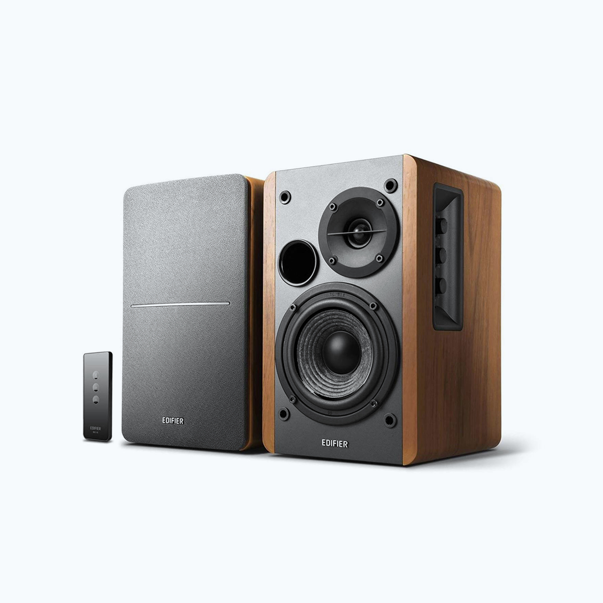 Edifier Wooden Studio Speakers