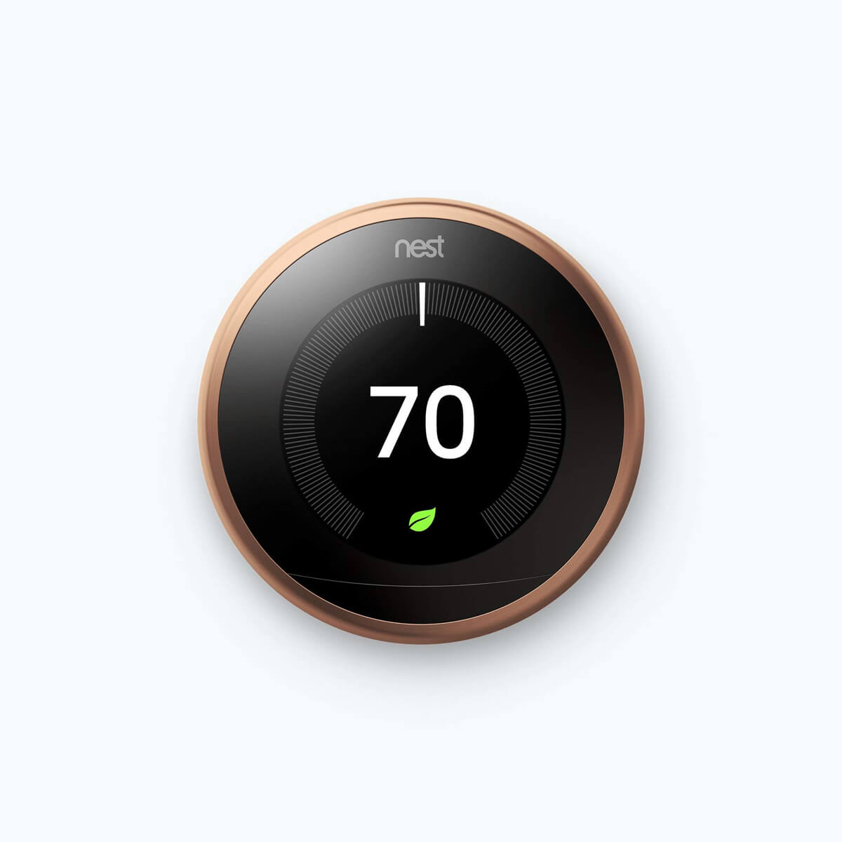 Nest Thermostat, Copper