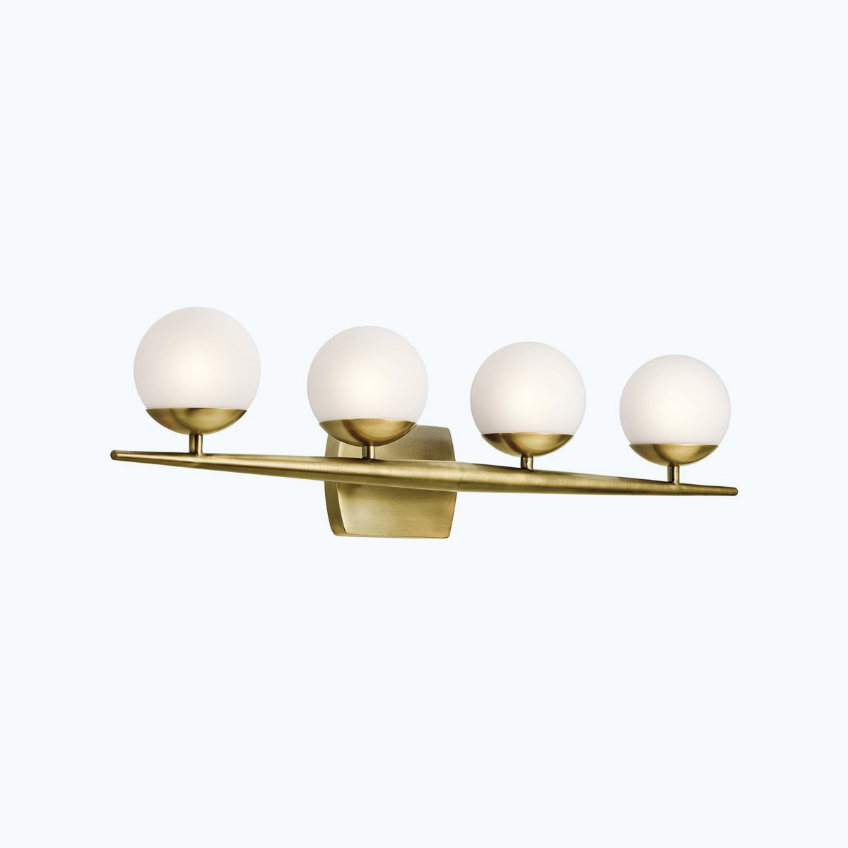 Four Light Bath Fixture