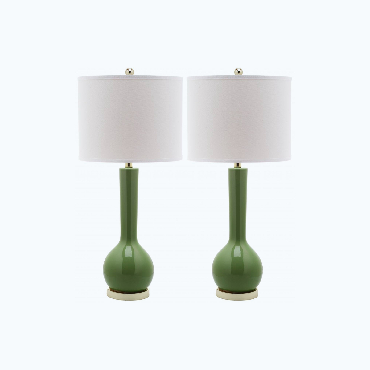 Long Neck Table Lamps