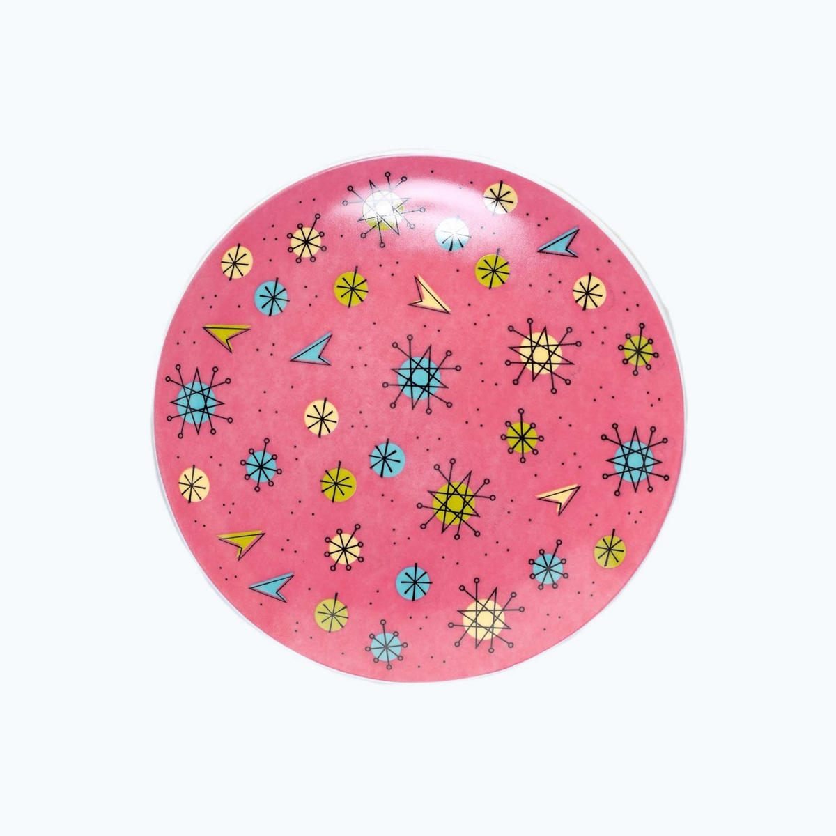 Sourpuss Sputnik Dinner Plate