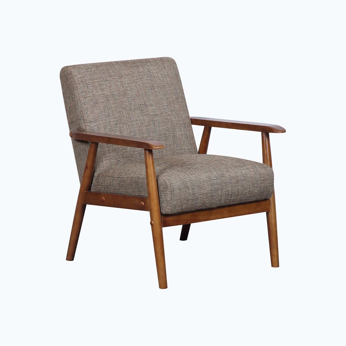 Wood Frame Chair by Pulaski